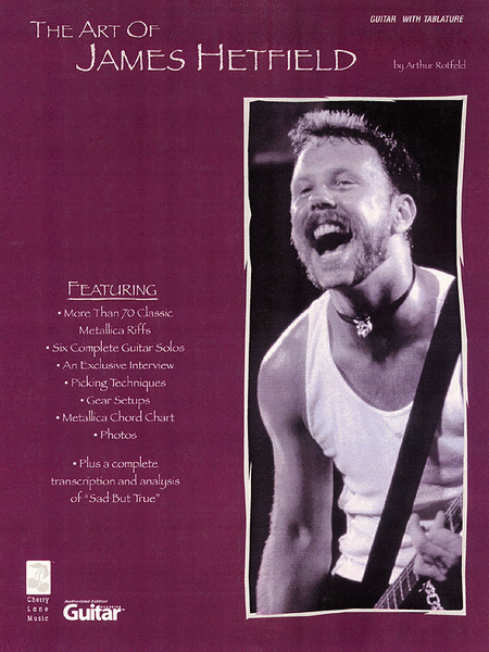 The Art Of James Hetfield
