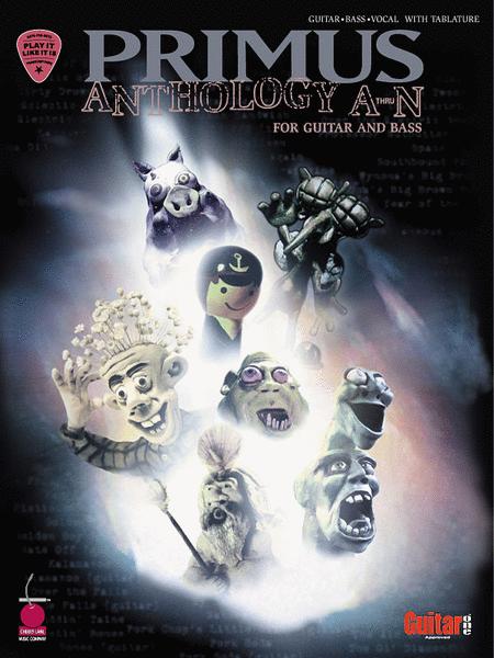 Anthology - A thru N