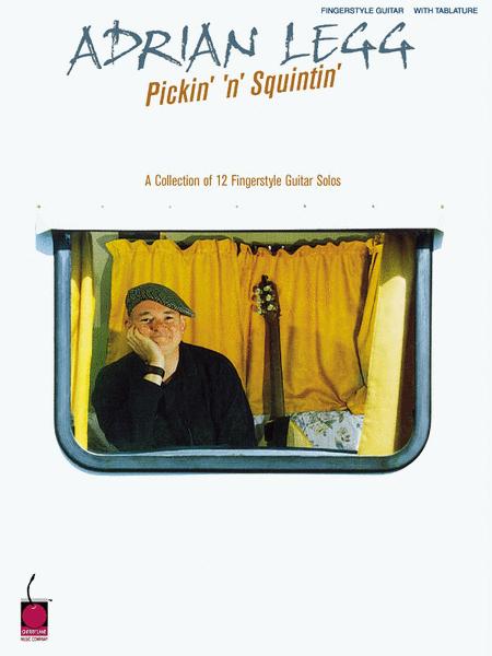 Adrian Legg - Pickin' 'n' Squintin'