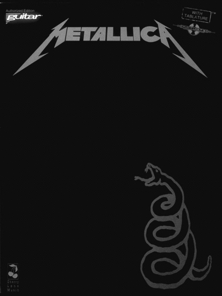 Metallica (Black)
