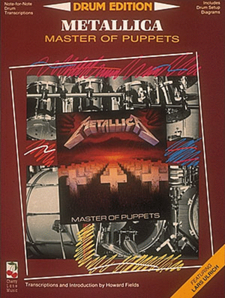 Master Of Puppets - Drums