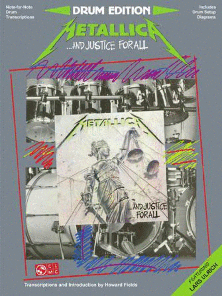 And Justice For All - Drums