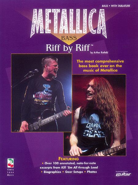 Riff By Riff - Bass