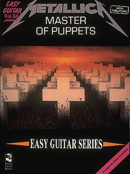 Master Of Puppets - Easy Guitar