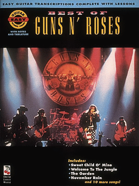 Guns N' Roses - Easy Recorded Versions