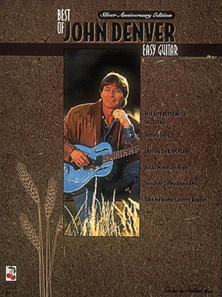 The Best of John Denver - Easy Guitar