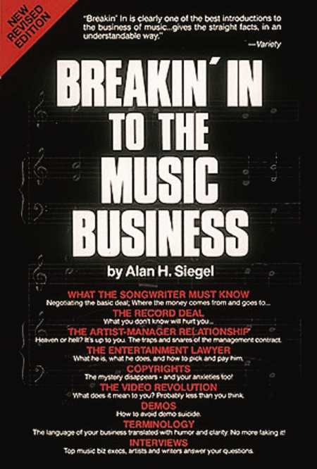Breakin' in to the Music Business