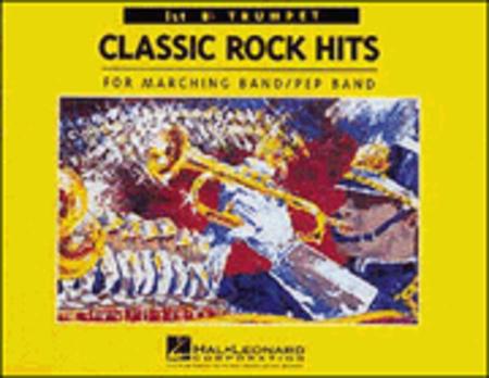 Classic Rock Hits Bari Sax (For Marching/Pep Band)