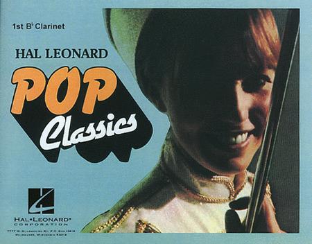 Hal Leonard Pop Classics - 1st Bb Clarinet