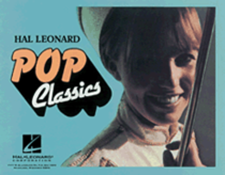 Hal Leonard Pop Classics - Eb Baritone Saxophone
