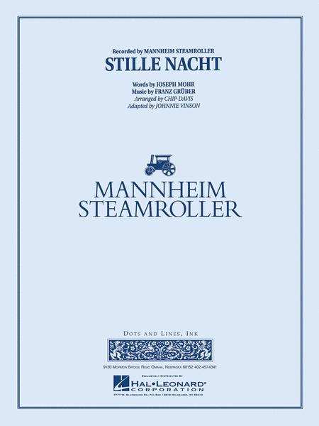 Stille Nacht (Easy Version)