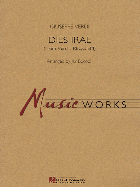 Dies Irae (From Verdi's Requiem)