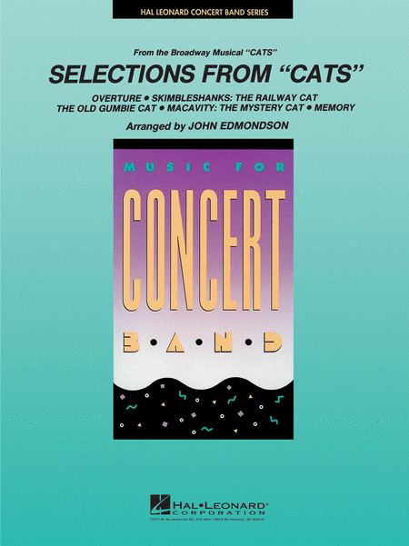 CATS, Selections From