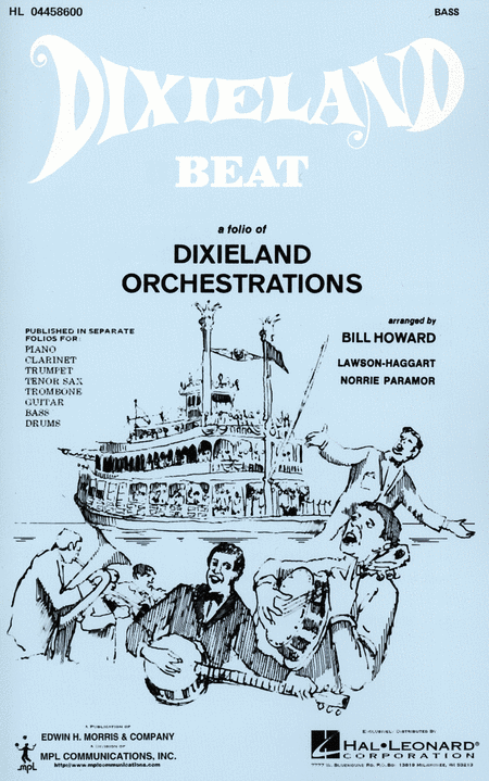 Dixieland Beat No. 1 (Bass / Jazz Ensemble)