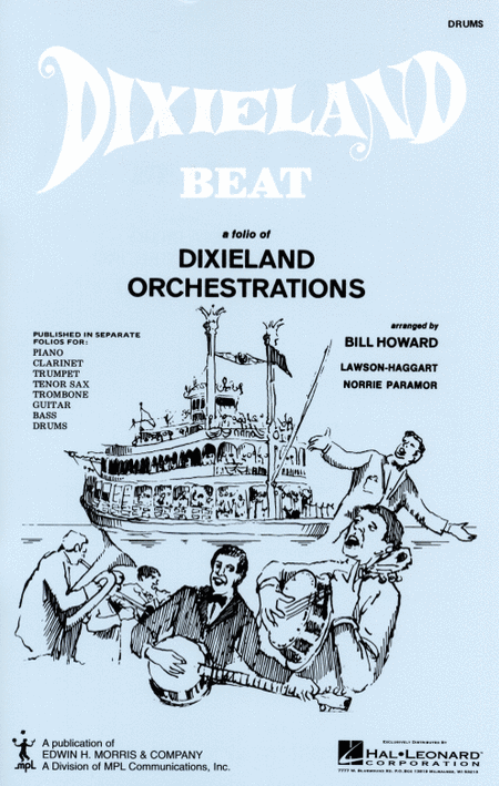 Dixieland Beat No. 1 (Drums)