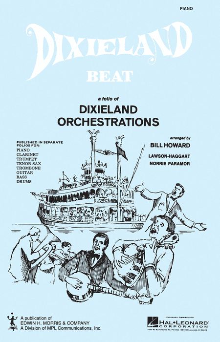 Dixieland Beat No. 1 - Piano