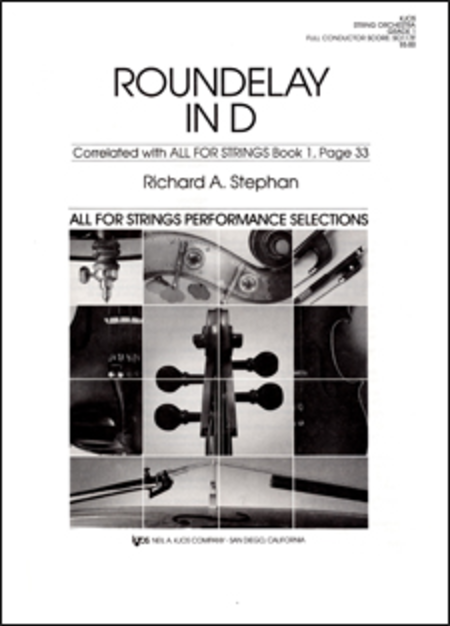 Roundelay in D - Score