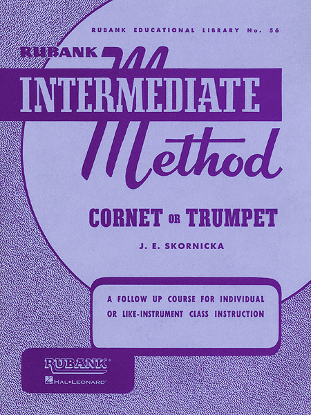 Rubank Intermediate Method (Cornet/Trumpet)