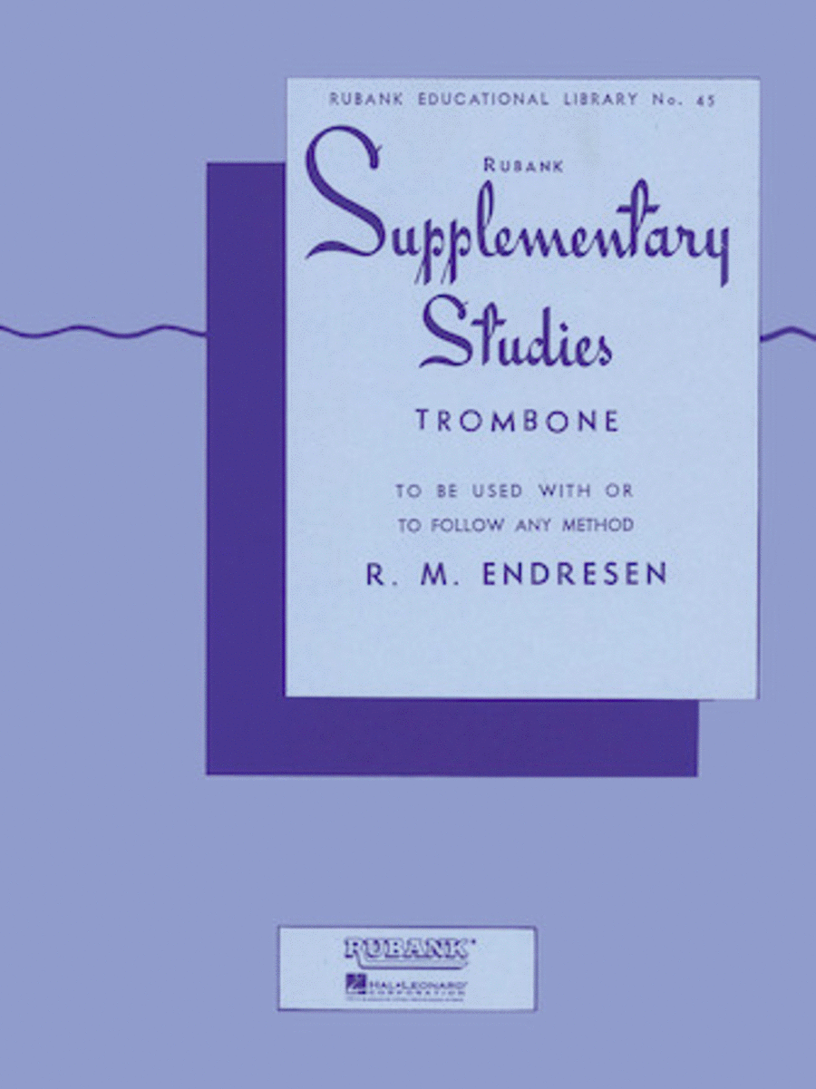 Supplementary Studies