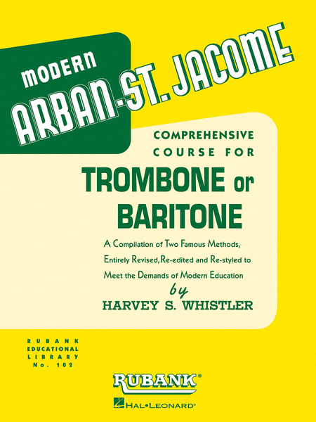 Arban-St. Jacome Method for Trombone/Baritone B.C.