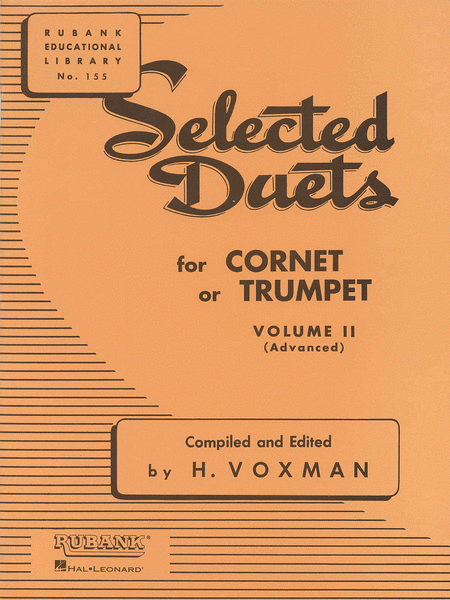 Selected Duets - Trumpet (Volume 2)
