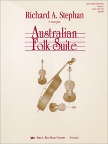 Australian Folk Suite