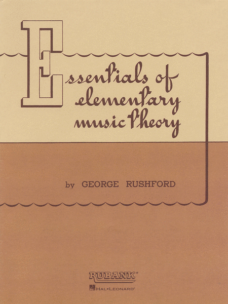 Essentials of Elementary Music Theory
