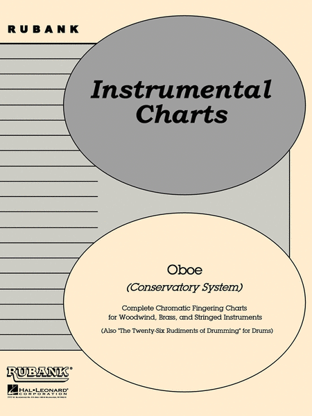 Rubank Fingering Charts - Oboe Conservatory System