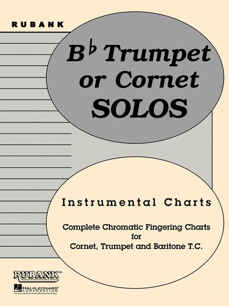 Rubank Fingering Charts - Cornet or Trumpet