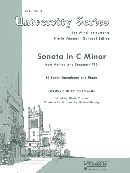 Sonata in C Minor (from Methodische Sonaten)