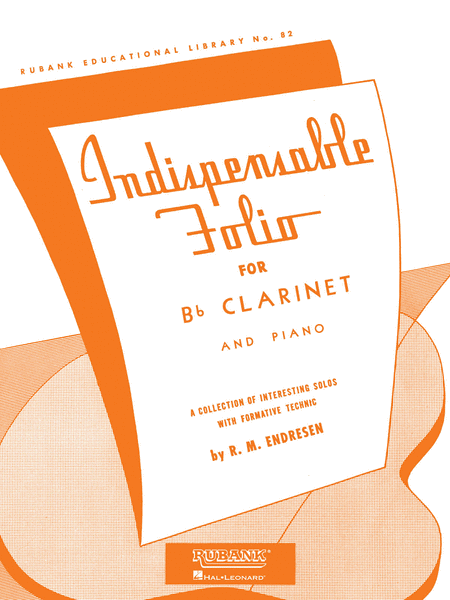 Indispensable Folio - Bb Clarinet and Piano