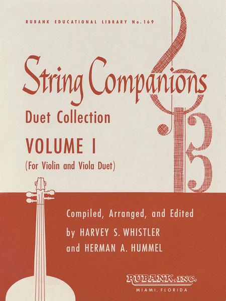 String Companions, Volume 1