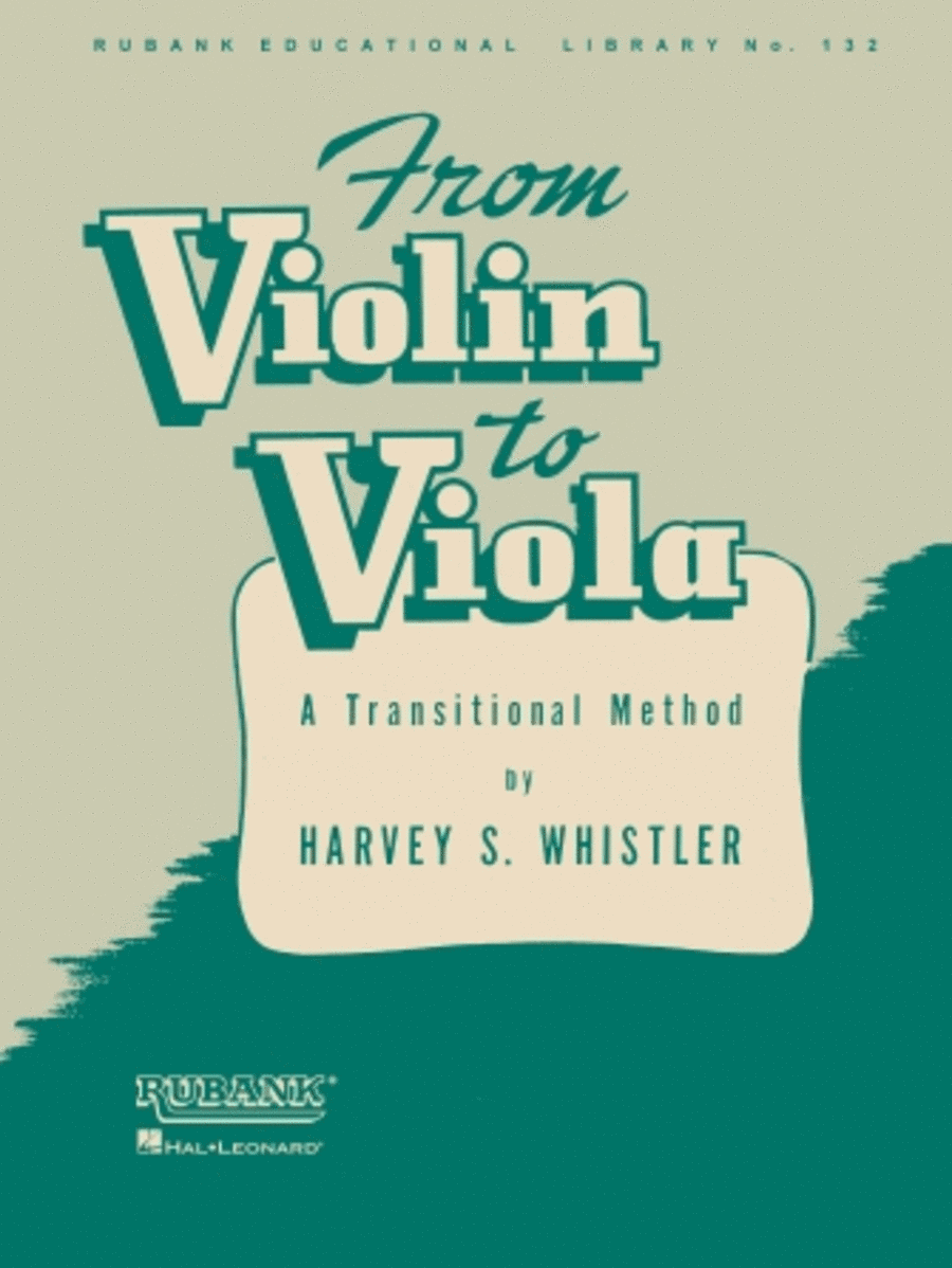 From Violin to Viola