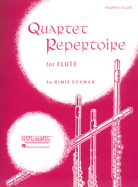Quartet Repertoire for Flute