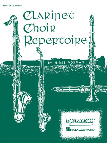 Clarinet Choir Repertoire