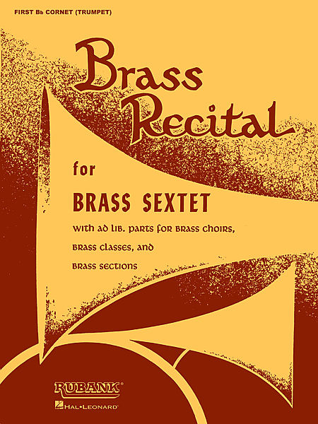 Brass Recital (for Brass Sextet)