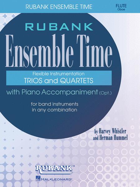 Ensemble Time - C Flutes (Oboe)