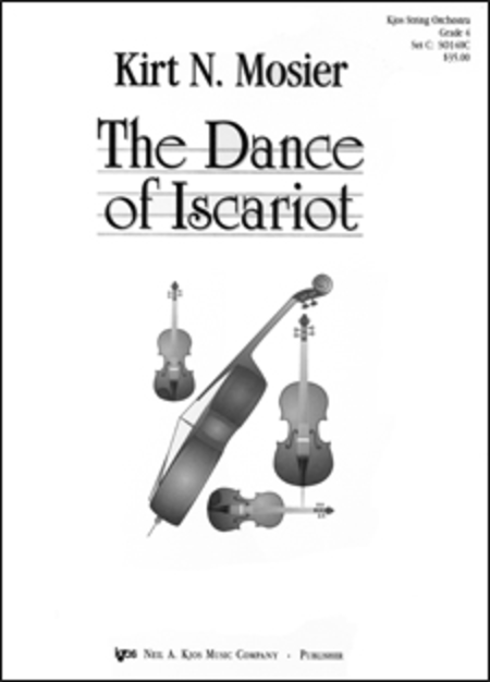 The Dance of Iscariot - Score
