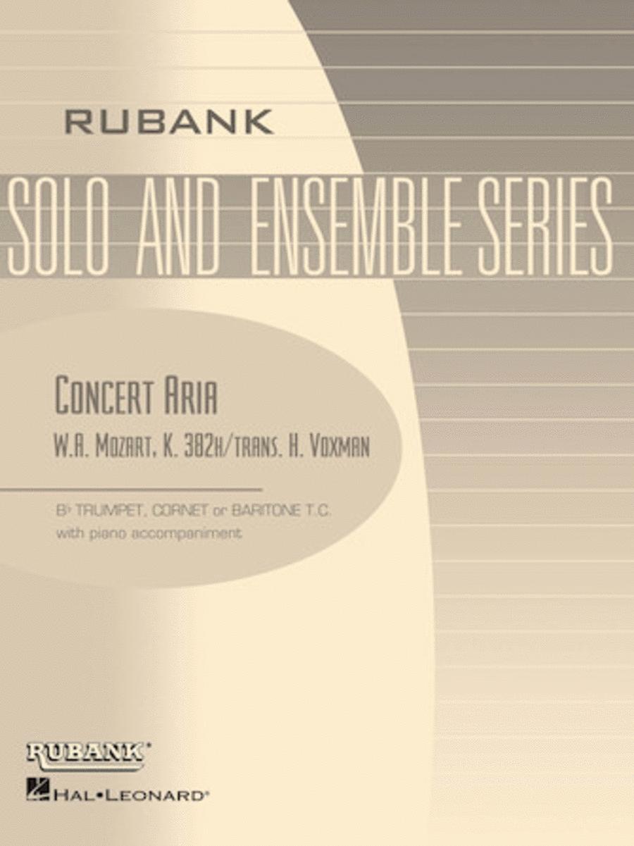 Concert Aria (K. 382h)