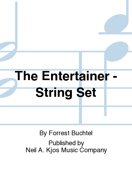 The Entertainer - String Set