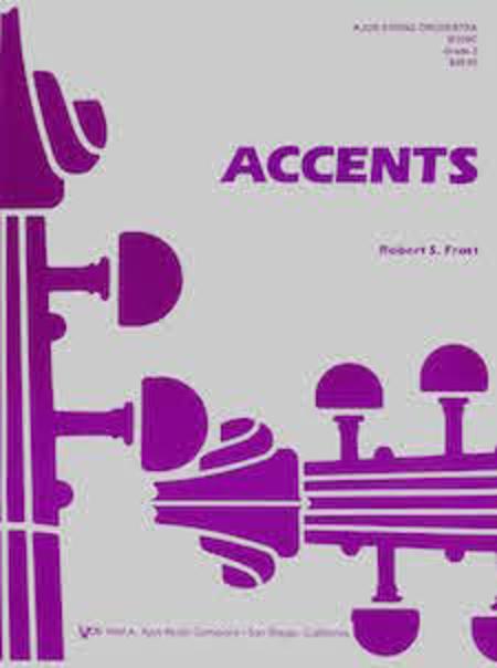 Accents - Score