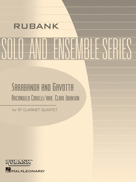 Sarabanda and Gavotta