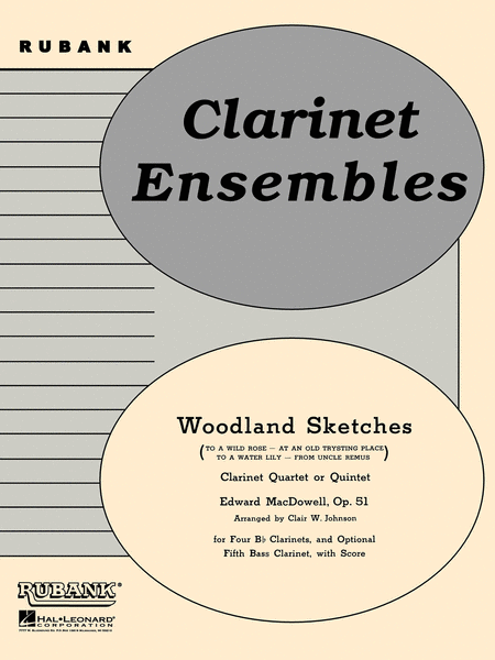 Woodland Sketches, Op. 51