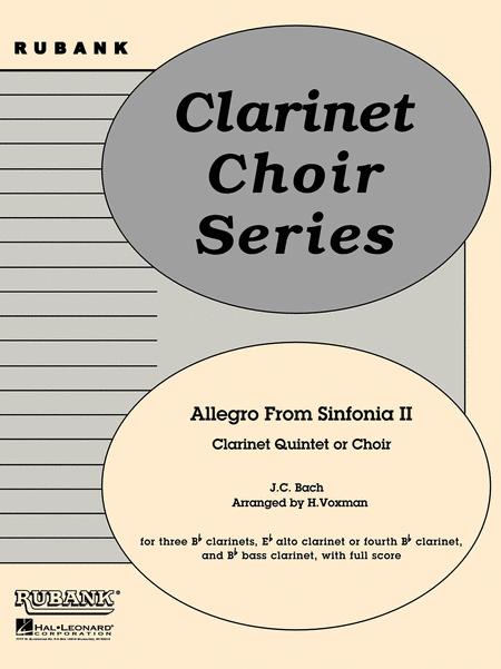 Allegro from Sinfonia II