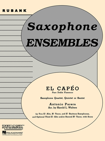 El Capeo (Paso Doble Flamenco)