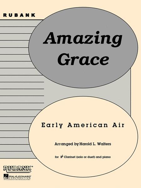 Amazing Grace - B Flat Clarinet