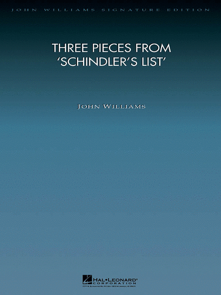 Three Pieces from Schindler's List