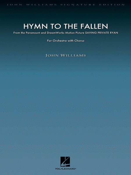 Hymn to the Fallen - Deluxe Score