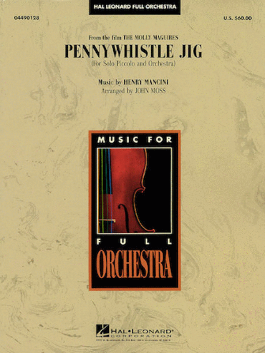 Pennywhistle Jig (for Piccolo Solo and Orchestra)