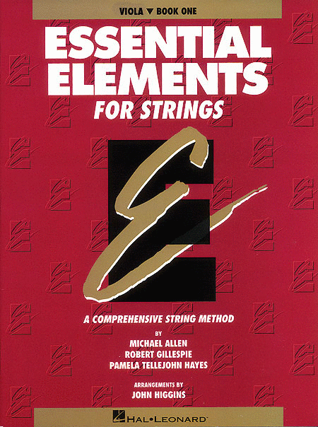 Essential Elements for Strings Book 1 (Viola)